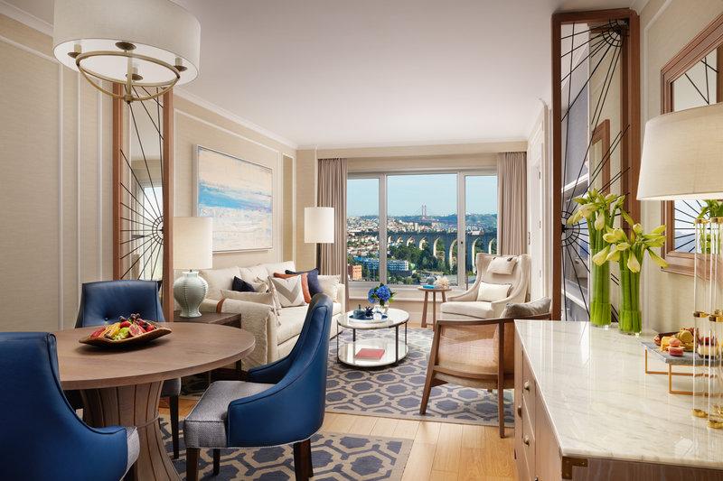 Corinthia Hotel Lisbon-Corinthia Lisbon Maritime Suite Livingroom<br/>Image from Leonardo