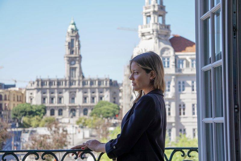 Intercontinental Porto - Palacio das Cardosas-Beautiful view from the Executive and Junior Suites Room of Aliado<br/>Image from Leonardo