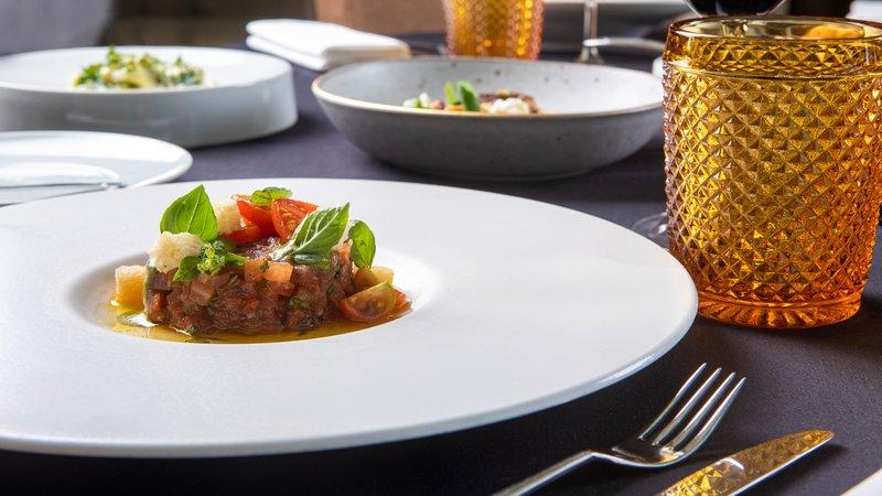 Intercontinental Porto - Palacio das Cardosas-Menu intem from our Restaurant <br/>Image from Leonardo
