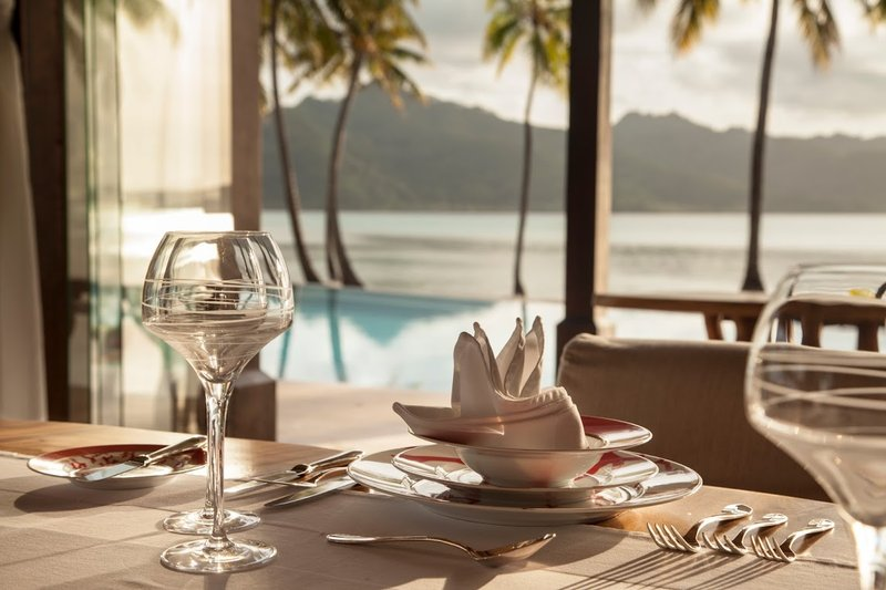 Vahine Island-Dining with a View<br/>Image from Leonardo