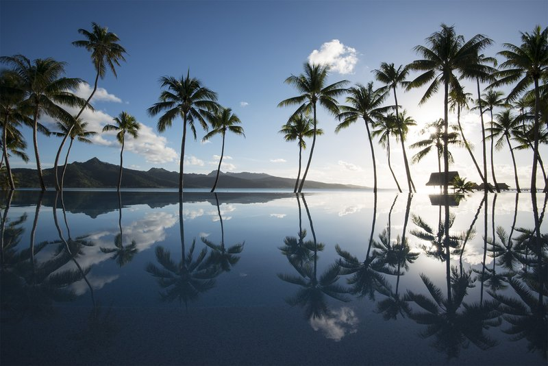 Vahine Island-Swimming Pool Sea View<br/>Image from Leonardo