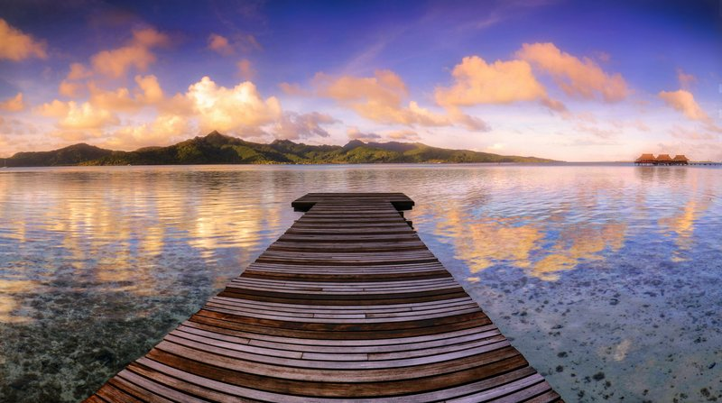 Vahine Island-Jetty<br/>Image from Leonardo