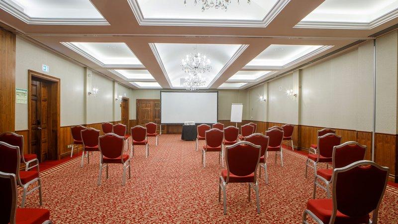 Intercontinental Porto - Palacio das Cardosas-Meet safe at Aliados meeting room <br/>Image from Leonardo