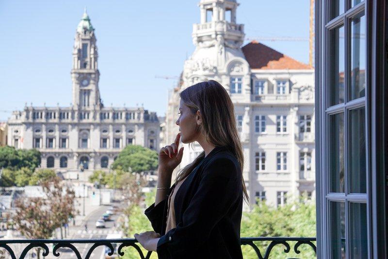 Intercontinental Porto - Palacio das Cardosas-City Center Location <br/>Image from Leonardo
