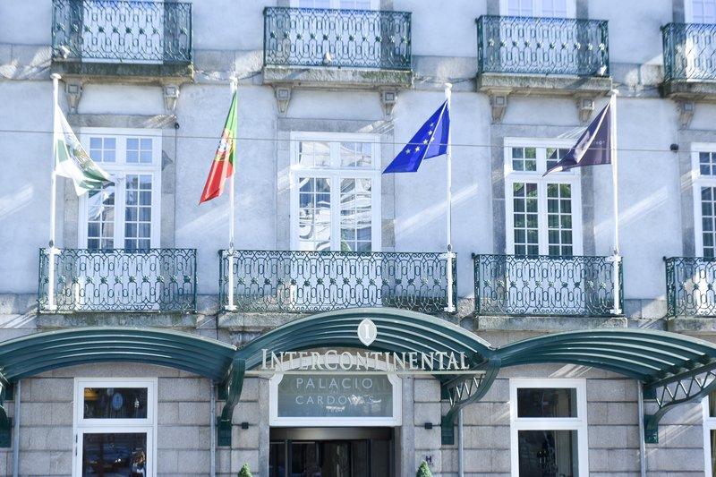 Intercontinental Porto - Palacio das Cardosas-Welcome to InterContinental Porto Palacio das Cardosas <br/>Image from Leonardo