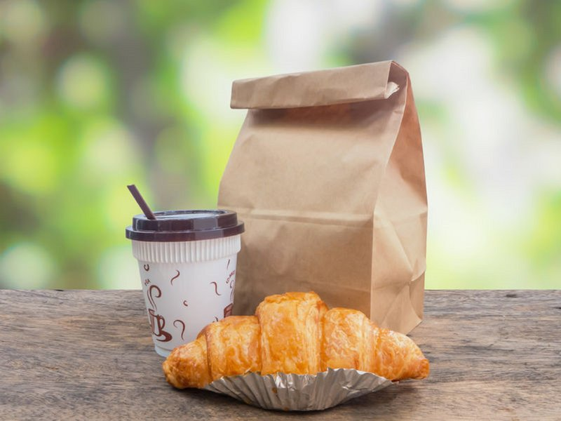 Holiday Inn Express Bluffton-Grab and Go Breakfast available daily<br/>Image from Leonardo