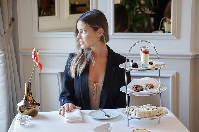 Intercontinental Porto - Palacio das Cardosas-Enjoy a afternoon tea accompanied by sandwiches, sweets and scones<br/>Image from Leonardo