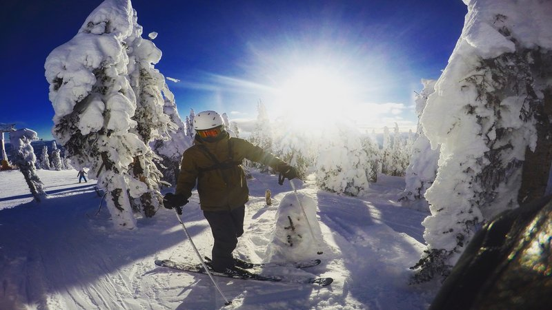 Holiday Inn Express Fraser - Winter Park Area-Ski MaryJane and Stay at Holiday Inn Express Fraser<br/>Image from Leonardo