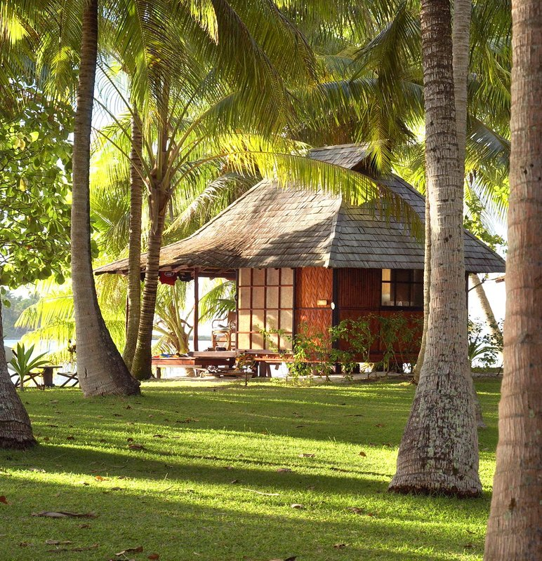 Vahine Island-Beach Bungalow<br/>Image from Leonardo
