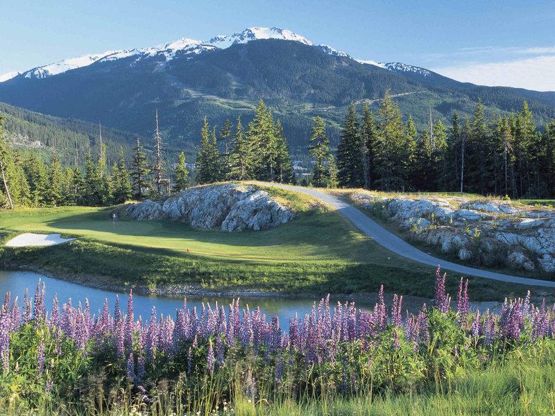 Fairmont Chateau Whistler-Golf<br/>Image from Leonardo