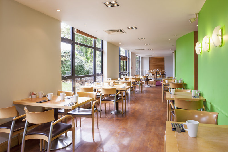 Holiday Inn Rochester - Chatham-A bright and airy space for you to relax and enjoy your meal. <br/>Image from Leonardo