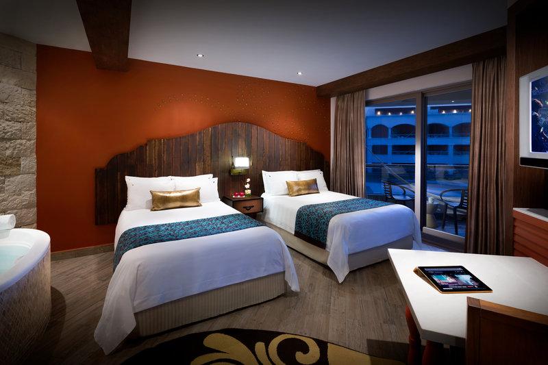 Hard Rock Riviera Maya - Family - Hacienda Double Guest Room <br/>Image from Leonardo