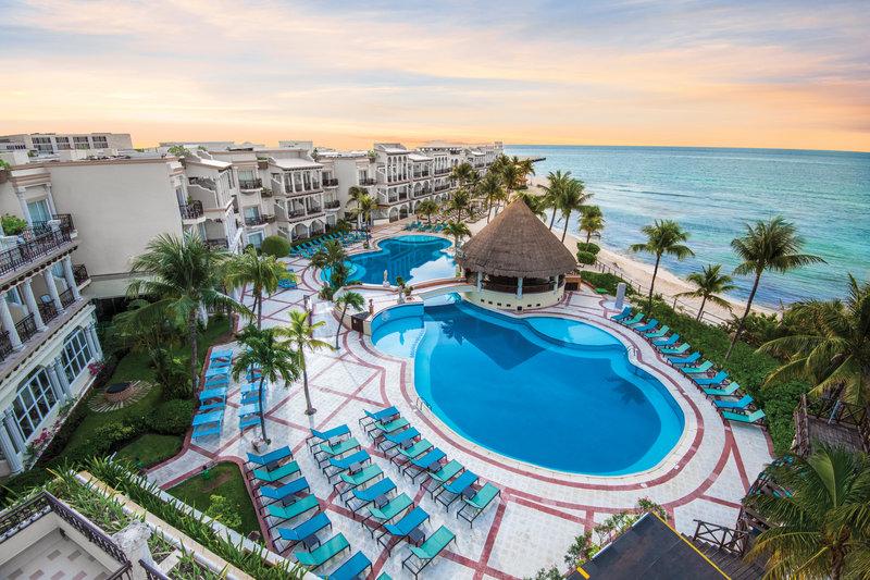 Panama Jack Resorts Playa del Carmen - Panama Jack Resorts Playa Del Carmen Aerial <br/>Image from Leonardo