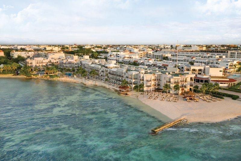 Panama Jack Resorts Playa del Carmen - CZMPC Panama Jack Resorts Playa Del Carmen Drone <br/>Image from Leonardo