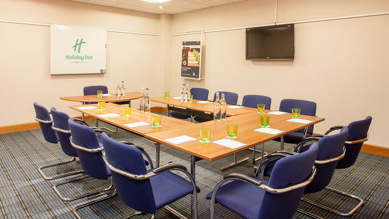 Holiday Inn Portsmouth-A small space ideal for more intimate meetings or interviews. <br/>Image from Leonardo