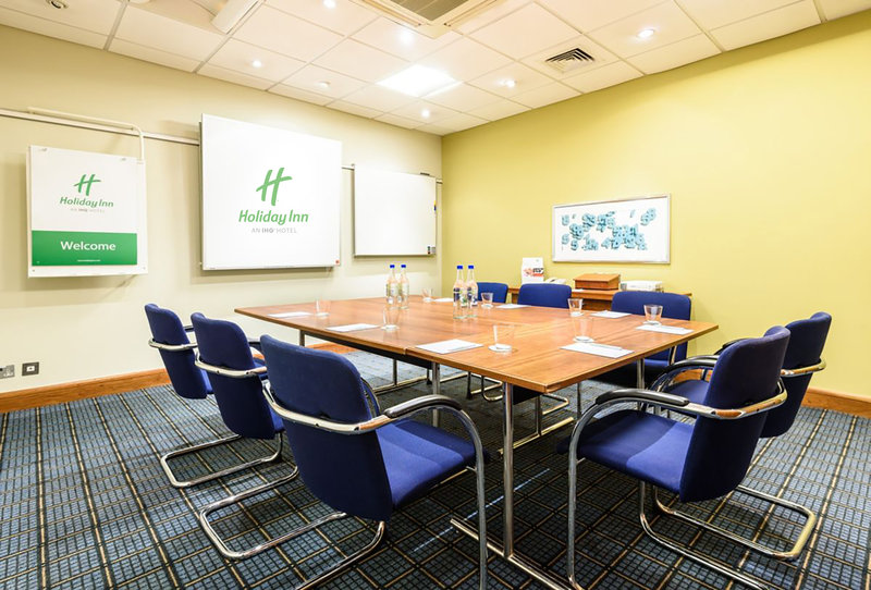 Holiday Inn Portsmouth-A small space ideal for ideal for intimate meetings or interviews.<br/>Image from Leonardo