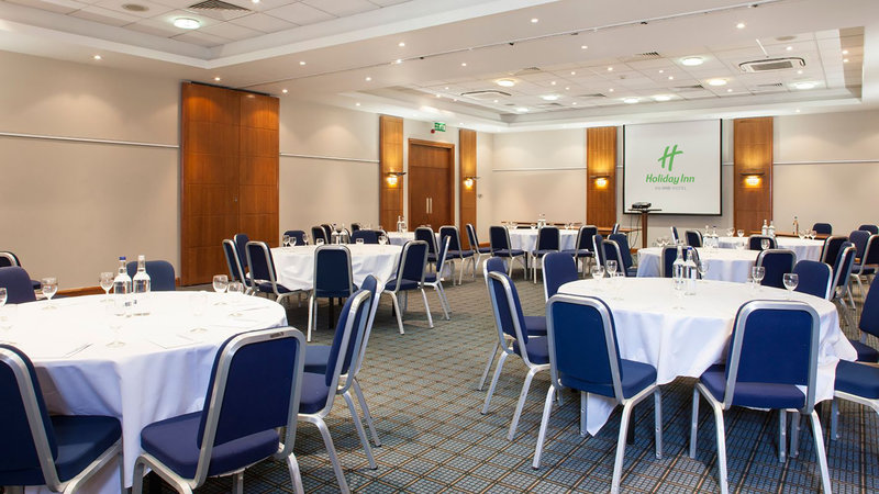 Holiday Inn Portsmouth-A large meetings and events space to gather the team or loved ones<br/>Image from Leonardo