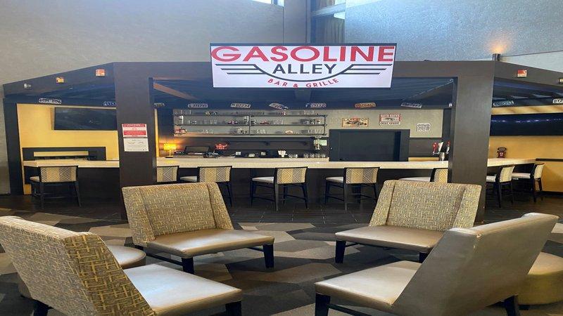 Holiday Inn Morgantown-Reading Area-The Bar at Gasoline Alley<br/>Image from Leonardo