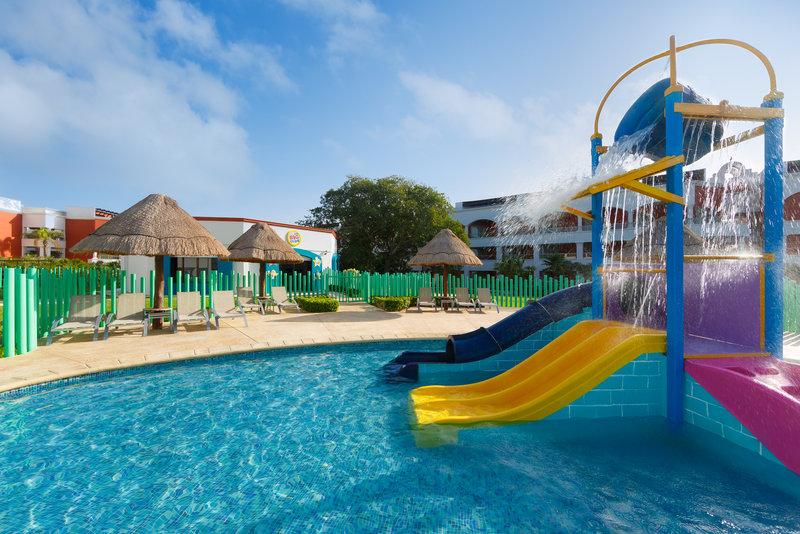 Hard Rock Riviera Maya - Family - HRH Riviera Maya Hacienda Kids Pool <br/>Image from Leonardo