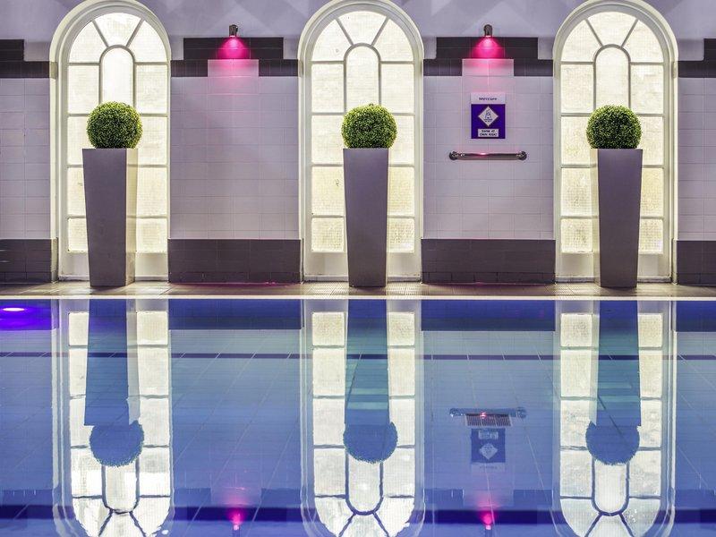 Mercure Exeter Southgate-Pool<br/>Image from Leonardo