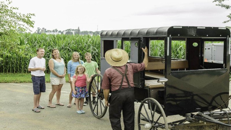 Holiday Inn Morgantown-Reading Area-Enjoy & experience a genuine Amish property & culture up close.<br/>Image from Leonardo
