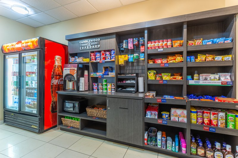 Candlewood Suites South Bend Airport-Candlewood Cupboard <br/>Image from Leonardo