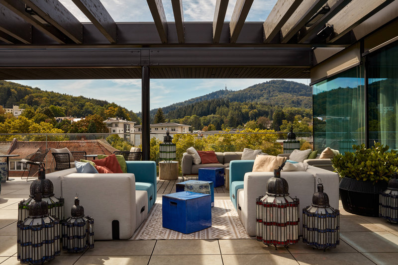 Autograph Collection Roomers Baden-Baden-Roomers Rooftop<br/>Image from Leonardo