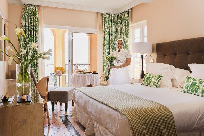 Gran Hotel Bahia del Duque-Bedroom Deluxe Double Room<br/>Image from Leonardo