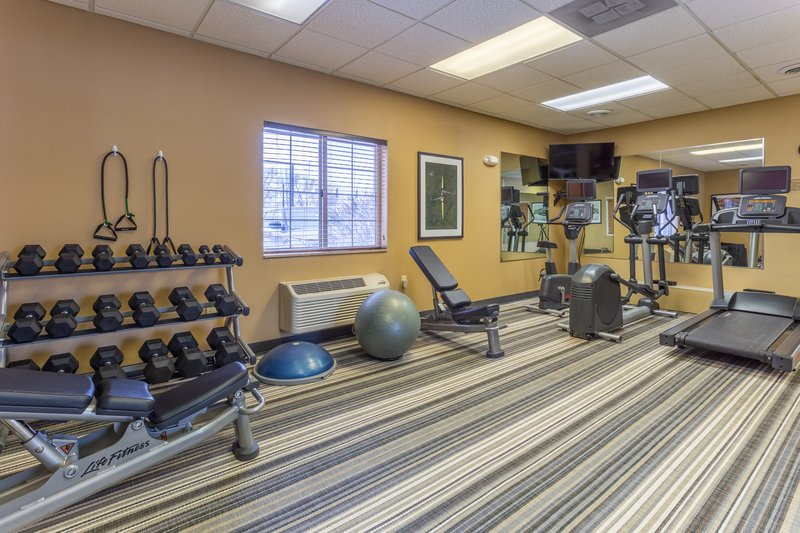 Candlewood Suites South Bend Airport-Fitness Center<br/>Image from Leonardo