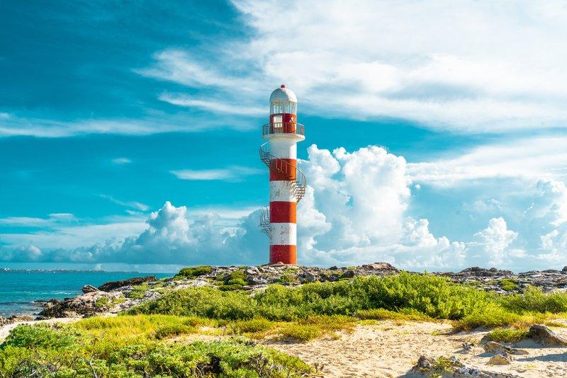 Hyatt Ziva Cancun  - Hyatt Ziva Cancun Lighthouse <br/>Image from Leonardo