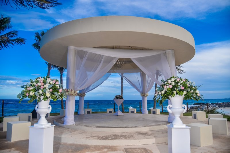 Hyatt Ziva Cancun  - Hyatt Ziva Cancun Weddings Romanza MX <br/>Image from Leonardo
