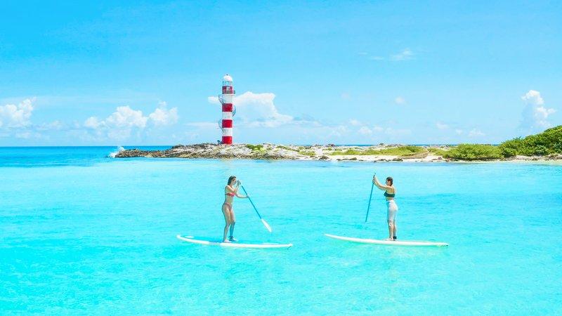 Hyatt Ziva Cancun  - Hyatt Ziva Cancun Beach <br/>Image from Leonardo