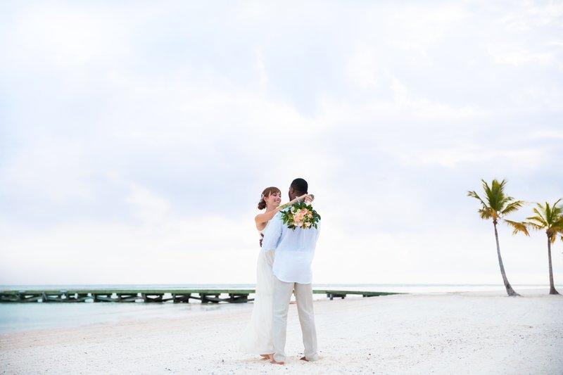Hyatt Zilara Cap Cana  - Hyatt Zilara Hyatt Ziva Cap Cana Beach Weddings Couple <br/>Image from Leonardo