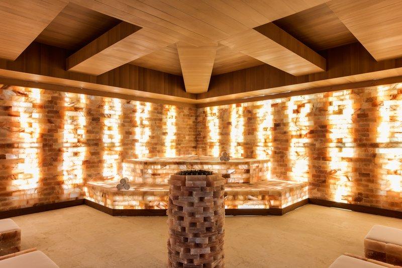 Hyatt Zilara Cap Cana  - Hyatt Zilara Hyatt Ziva Cap Cana Larimar Spa Himalayan Salt Room <br/>Image from Leonardo