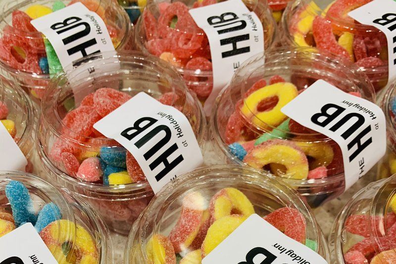 Holiday Inn Saskatoon Downtown-Fill your sweet tooth cravings with a candy cup from our Market 24<br/>Image from Leonardo