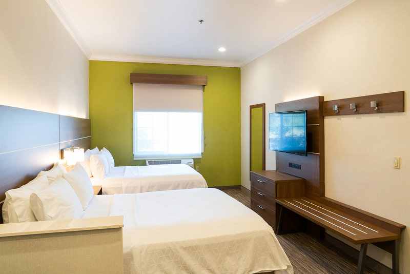 Holiday Inn Express & Suites Davis-University Area-Two Queen Beds Suite<br/>Image from Leonardo