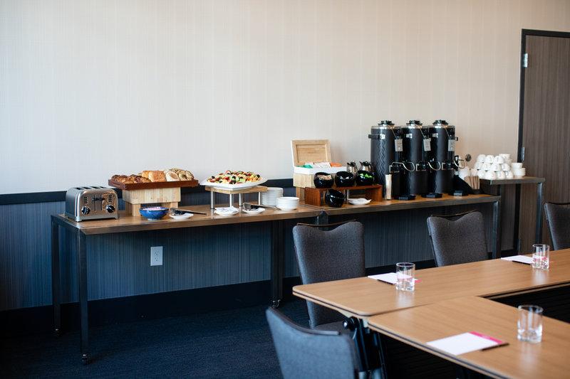 Hotel Indigo Seattle Everett Waterfront-Catering Station<br/>Image from Leonardo