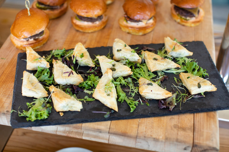 Hotel Indigo Seattle Everett Waterfront-Catering Puff Pastries<br/>Image from Leonardo