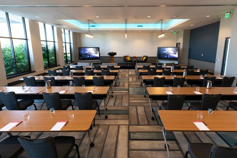 Hotel Indigo Seattle Everett Waterfront-Harbor Ballrooms Meeting Center<br/>Image from Leonardo