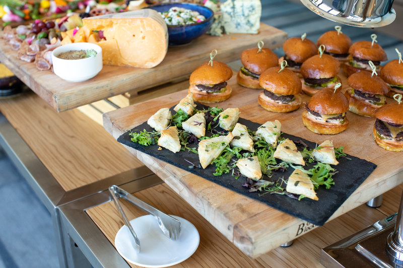 Hotel Indigo Seattle Everett Waterfront-Puff Pastry and Burgers<br/>Image from Leonardo