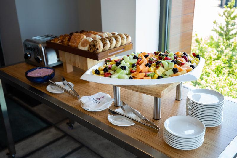 Hotel Indigo Seattle Everett Waterfront-Fruit Platter<br/>Image from Leonardo